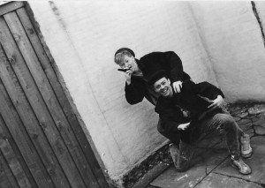 Humble beginnings. Soulshock and Doctor Jam, circa 1988.