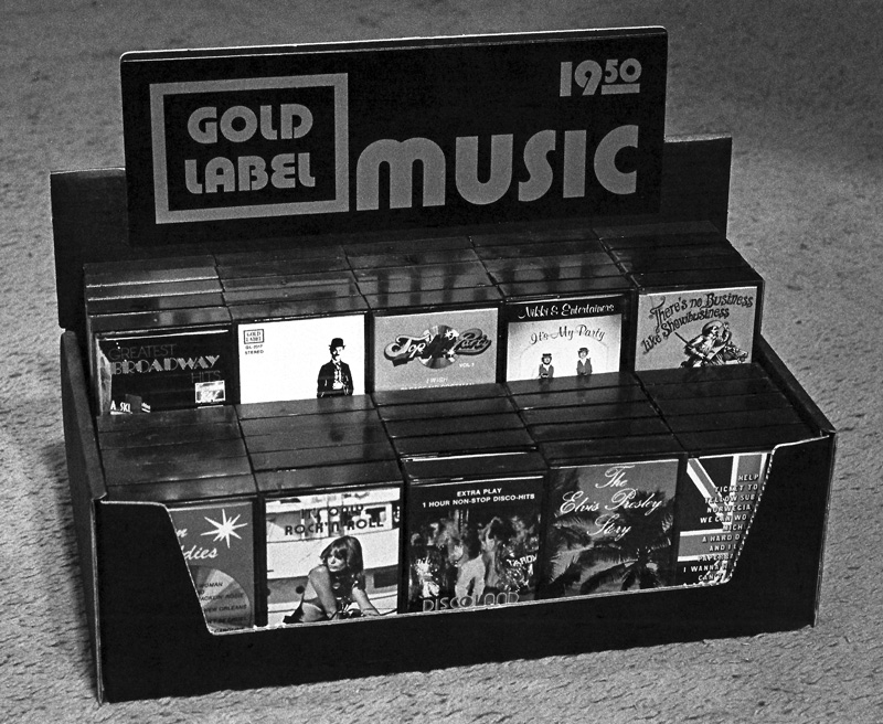 wGold-Label-musicassettes